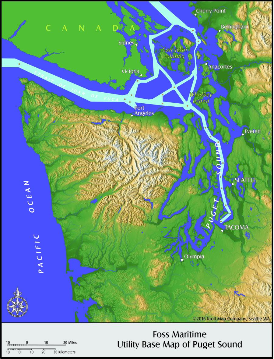 CME09- Foss Maritime Puget Sound