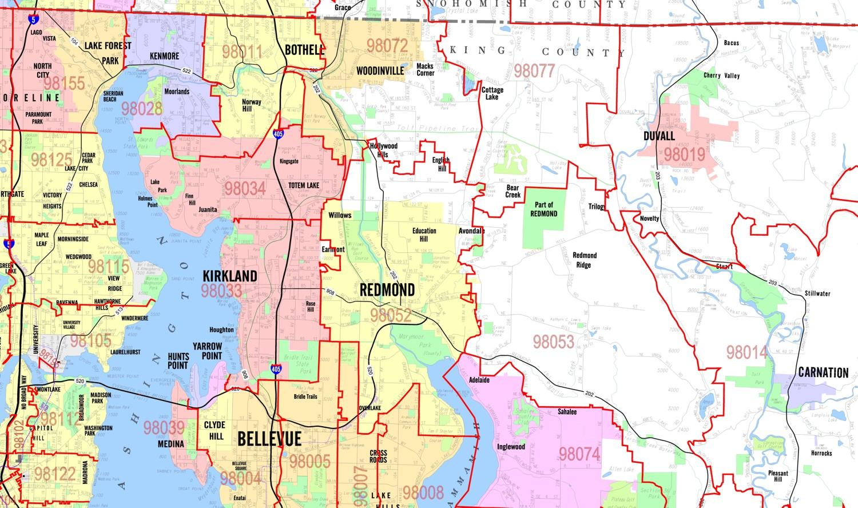 metro zip1 Kroll Map pany