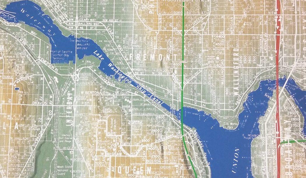 Street Level Mapping - Terrain Map Detail