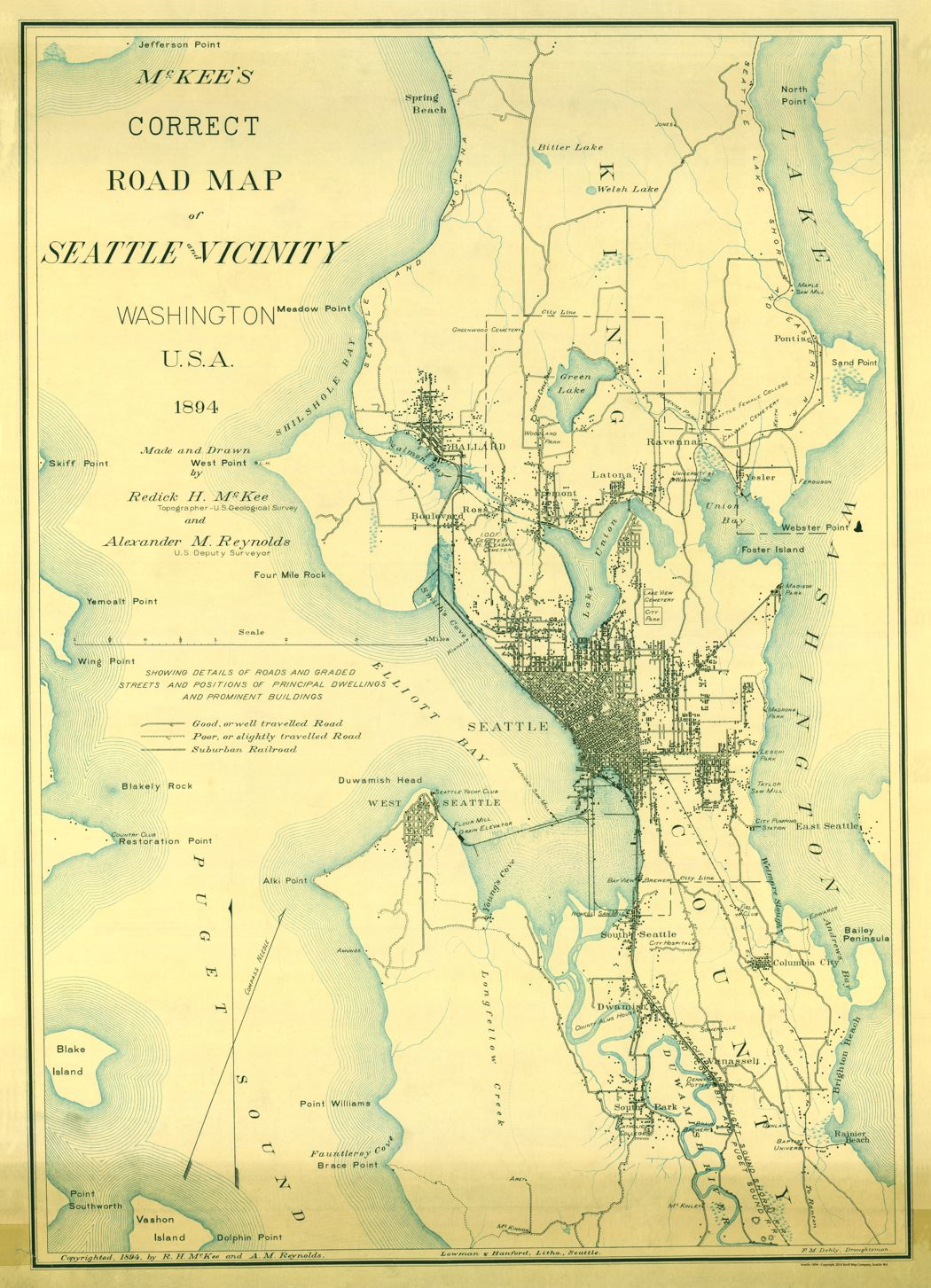 Seattle Historical Maps - Kroll Map Company on map l, map i, map a, map s, map c, map d, map e, map b,